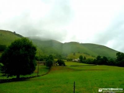 Valles Pasiegos;viajes de trekking excursiones alrededores de madrid rutas desde cercedilla viajes d